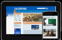 Lajkovac.Net na Androidu